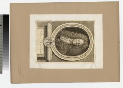 Portrait of J. Bonnell