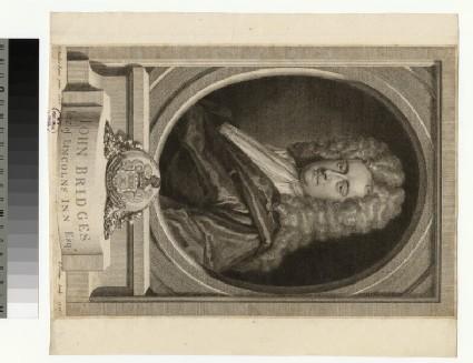 Portrait of J. Bridges