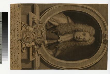 Portrait of A. Denton