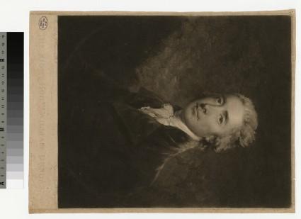 Portrait of W. Dundas