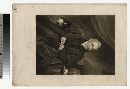 Portrait of R. Duppa