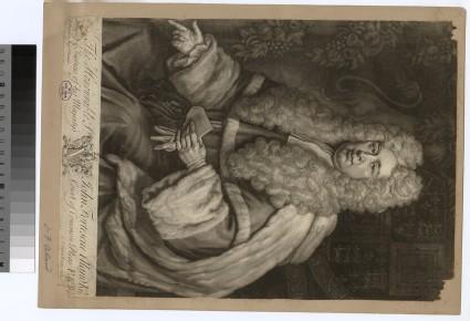 Portrait of J. F. Aland