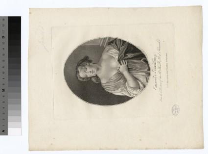 Portrait of Arabella Churchill