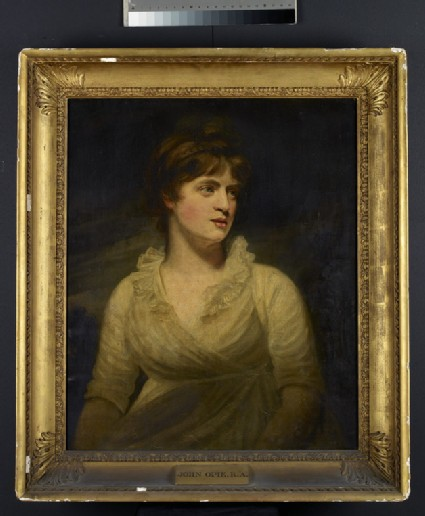 Amelia Alderson, the Artist's second wife