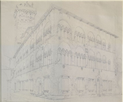 The Case dei Guinigi, Lucca