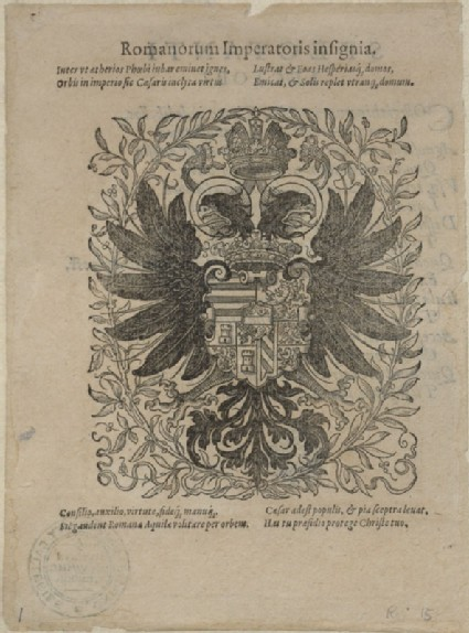 The Arms of the Holy Roman Emperor