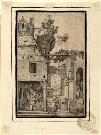 WA.RS.RUD.067.a, Dürer, Albrecht - The Nativity ()