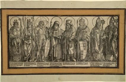 The Patron Saints of Austria