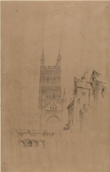 The Tower of Gloucester Cathedral