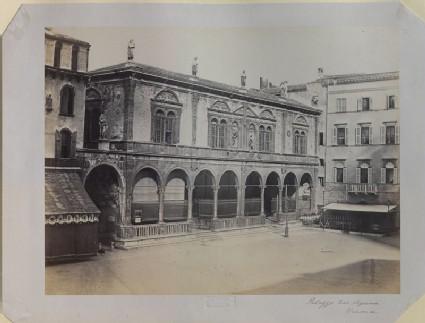 Photograph of the Loggia del Consiglio, Verona