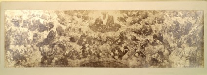 Photograph of a Copy of Tintoretto's 'Paradise'