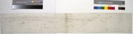 Recto: Sketch of the Lagoon of Valencia, la Albufera and adjacent coast and countryside<br />Verso: Sketches of several buildings in Valencia