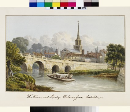 View of Wallingford, Oxfordshire
