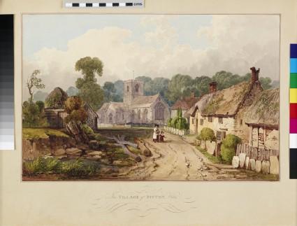 Dinton, Wiltshire