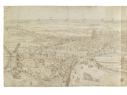 Panoramic View of Utrecht from the South-West
