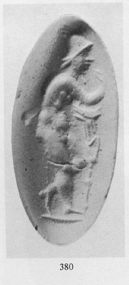 Intaglio gem, Odysseus