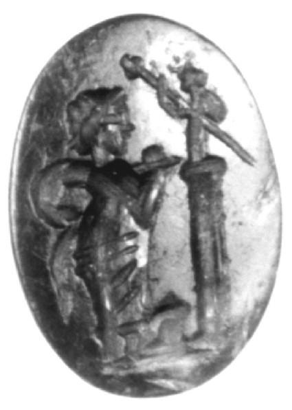 Intaglio gem, Dionysos