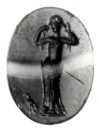Intaglio gem, Aphrodite