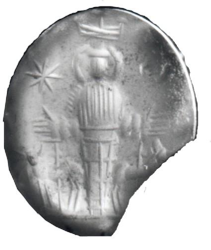 Intaglio gem, Artemis