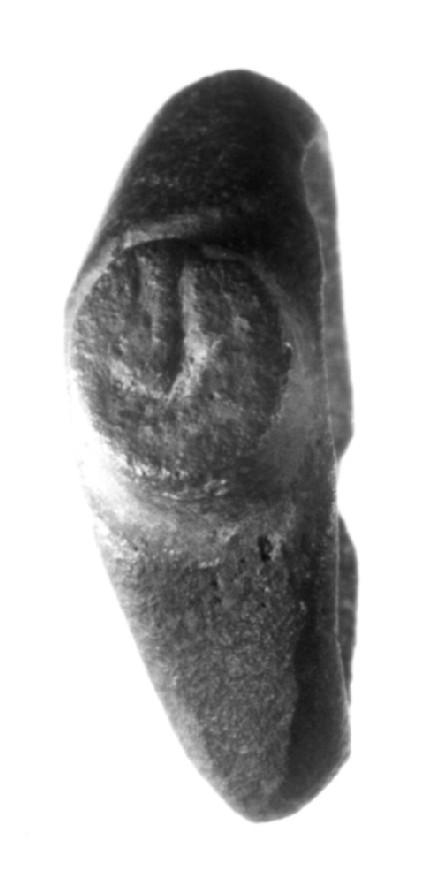 Intaglio gem finger-ring