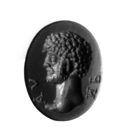 Intaglio gem, Aelius Verus