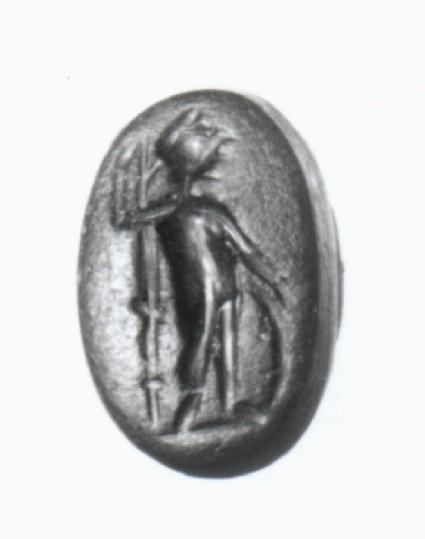 Ares intaglio gem
