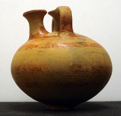 False-necked jar