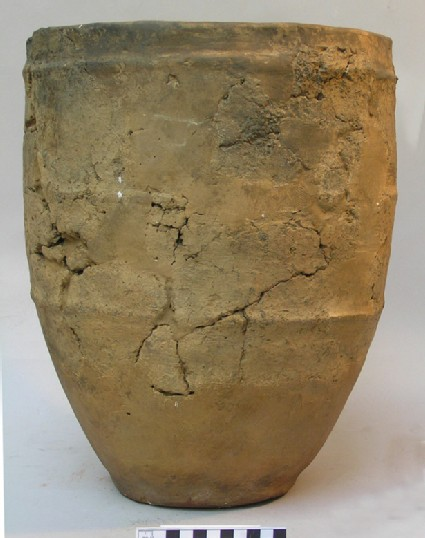 Cordoned urn