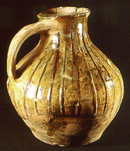 Rounded jug