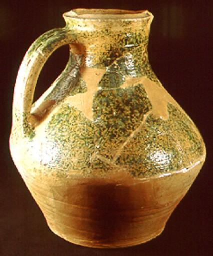 Biconical jug