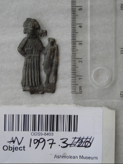 Pilgrim badge