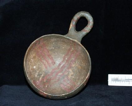 Red-on-Black bowl