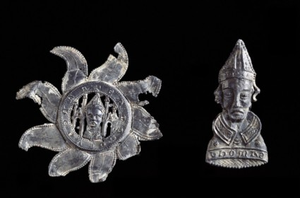 Pilgrim badge of Thomas Beckett