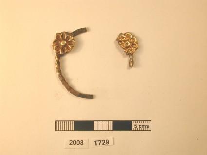 Medieval annular brooch