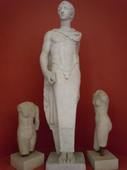 Terminal figure or herm
