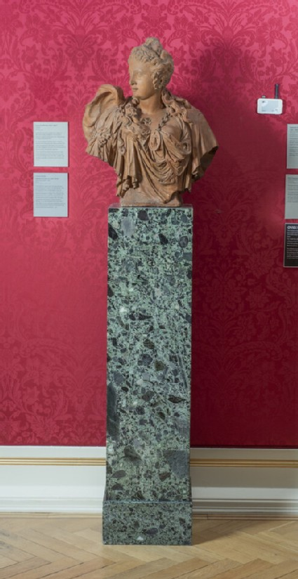 Bust of Omphale