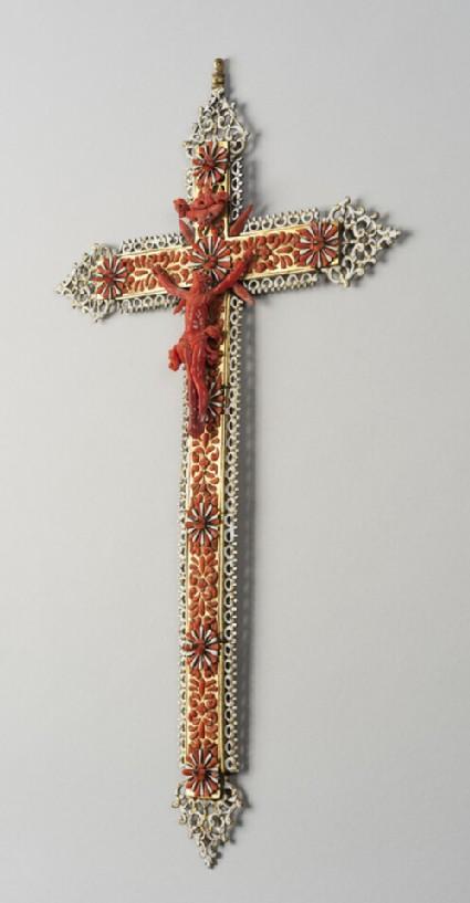 Ornamental crucifix