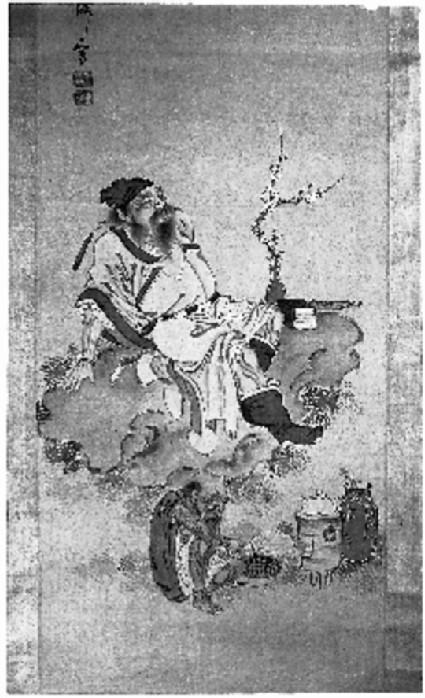 Shoki as a literatus