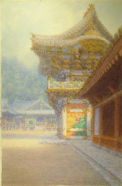 Tōshōgū Mausoleum at Nikko