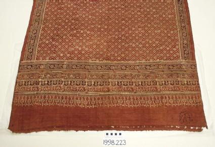 Indian trade textile