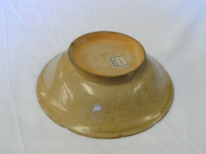 Foliated bowl