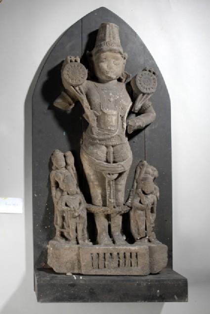 Figure of Surya