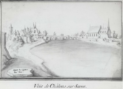 View of Châlons