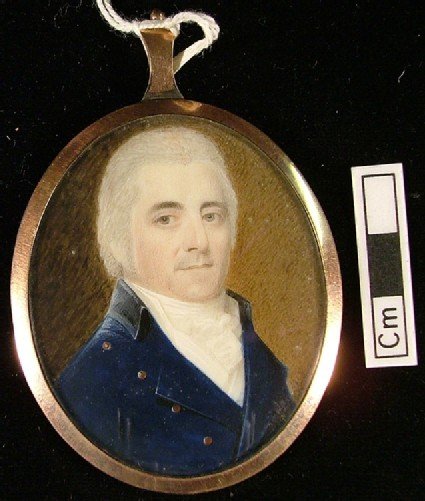 Portrait of Mr Joseph Spraggan (Spraggon)