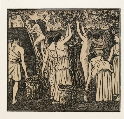 Daphnis and Chloë: Vendange