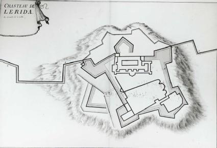 Plan of Lerida