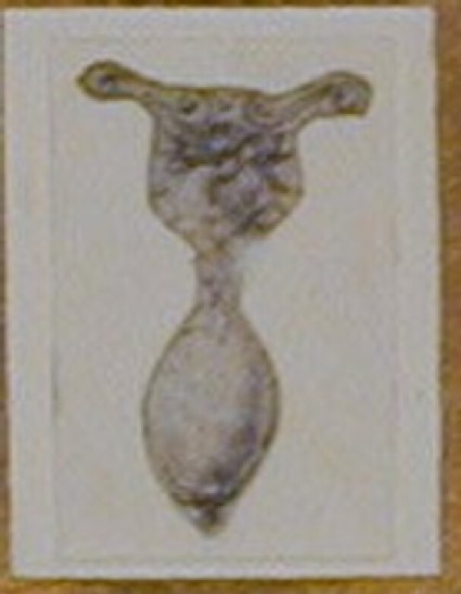 Design for a pendant pearl