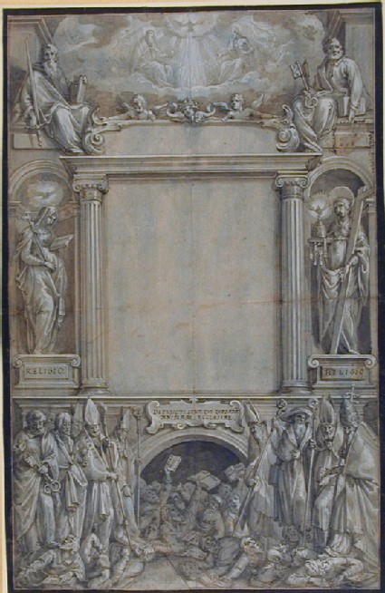 Design for a title Page