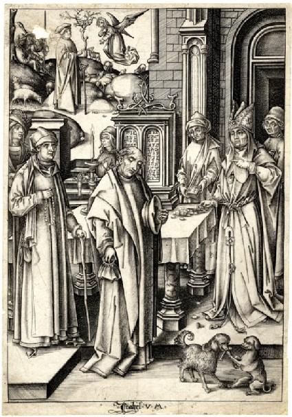 Joachim's Sacrifice