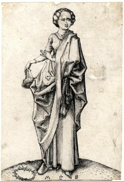 The fourth foolish Virgin